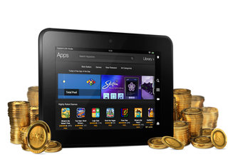 Amazon Coins now available for Kindle Fire owners in the UK