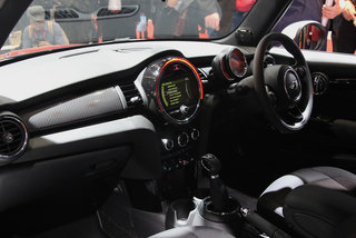 mini cooper and cooper s 2014 pictures and hands on image 12