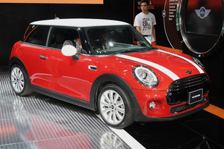 mini cooper and cooper s 2014 pictures and hands on image 6
