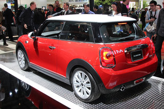 mini cooper and cooper s 2014 pictures and hands on image 7