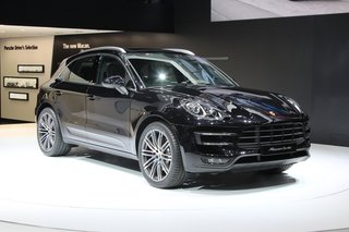 Porsche Macan pictures and hands-on