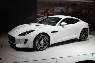 jaguar f type r coupe pictures and hands on image 2