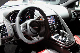 jaguar f type r coupe pictures and hands on image 9