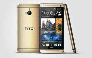 Gold HTC One coming to the UK for general availability