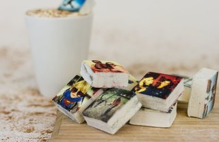 From Instagram to marshmallow, Boomf lets you print photos on your sugar pillows