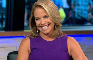 Katie Couric joins Yahoo to become Global Anchor in 2014