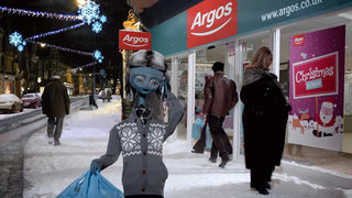 Argos signs with O2 to offer shoppers free Wi-Fi in all stores