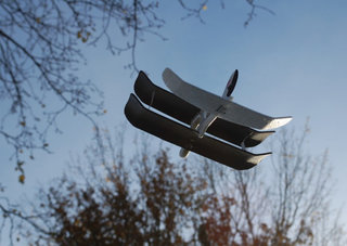 iPhone-controlled SmartPlane takes to the skies, RC thrills for £60
