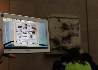 the british museum and samsung bring augmented reality to museum learning image 2