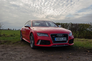 Hands-on: Audi RS7 Sportback review