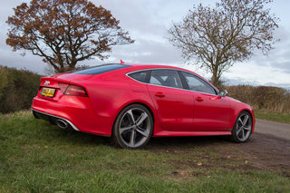 hands on audi rs7 sportback review image 12