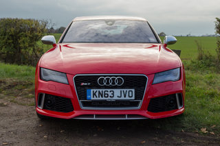 hands on audi rs7 sportback review image 7