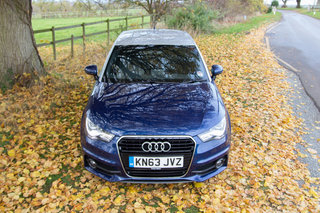 hands on audi a1 sportback review image 10
