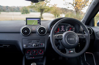 hands on audi a1 sportback review image 13