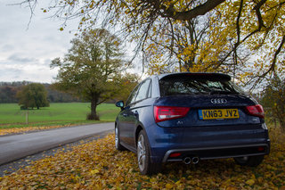 hands on audi a1 sportback review image 2
