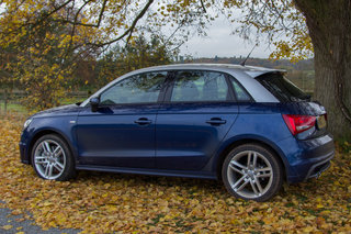 hands on audi a1 sportback review image 7