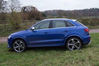 hands on audi rs q3 review image 11