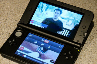 YouTube comes to Nintendo 3DS, but no 3D support