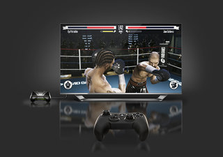 Nvidia Shield update brings 1080p PC game streaming to TVs