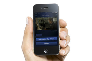Sky+ app for iPhone and Android now lets you download TV shows to your Sky+HD box remotely