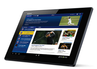 Sky Go released on Android tablets today