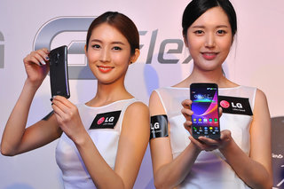LG G Flex curved OLED smartphone starts global rollout: UK soon to be announced