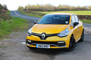 Renault Clio RenaultSport 200 Turbo EDC Lux review