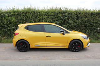 renault clio renaultsport 200 turbo edc lux review image 5