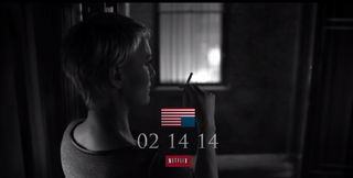Netflix smash House of Cards season 2 set for 14 February release