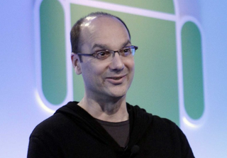 Google's Andy Rubin is now making robots as part of next 'moonshot' program