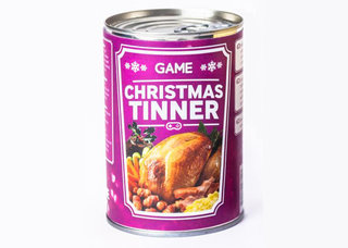 Game invents Christmas Tinner, a Christmas meal in a can so you can keep playing PS4 or Xbox One