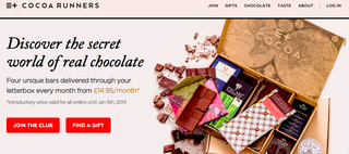 Website of the day: Cocoa Runners