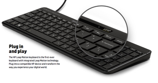HP adds Leap Motion touchless control to 11 more PCs