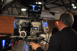 Sony moves in to Pinewood Studios and talks to us about 4K production