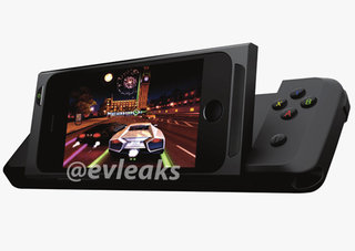 Razer Kazuyo iPhone controller leaks with tilting face