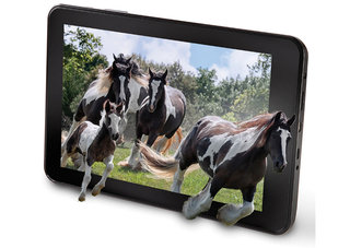 No Glasses 3D tablet announced by Hammacher Schlemmer