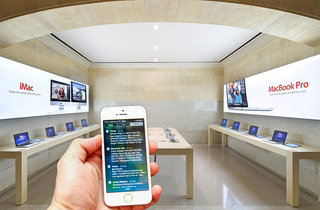 Apple is now using iBeacons to send you notifications in 254 US stores