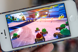 Angry Birds Go! is go... download it for Android, iOS, Windows Phone 8 or BB10 now