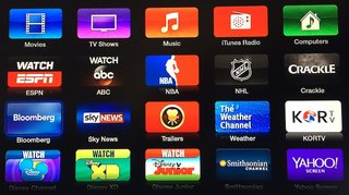 Apple TV adds apps for Bloomberg, Watch ABC, Crackle, and KORTV