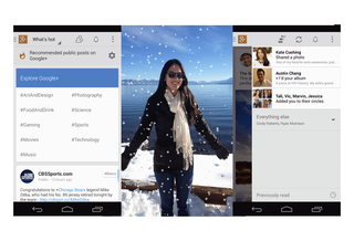 Google+ for Android update adds photo, notification and search features