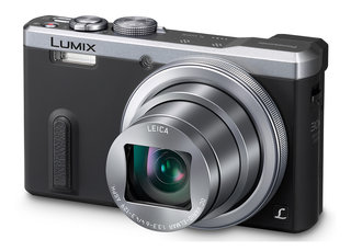 Panasonic Lumix TZ60: 30x optical zoom compact introduces electronic viewfinder, ditches touchscreen