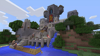 Minecraft comes to PS3 on 17 December, PS4 and PS Vita in 2014