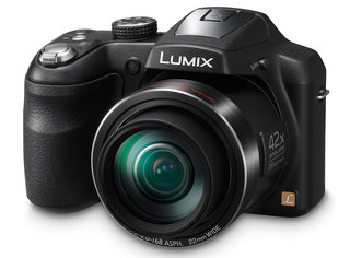 Panasonic Lumix LZ40: Budget bridge camera brings the zoom