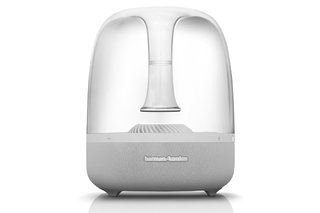 harman kardon aura wireless speaker system offers omnidirectional oomph and alien looks image 2