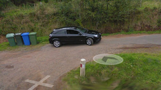 top gear s the stig appears on google maps street view image 2
