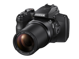 Fujifilm FinePix S1: First waterproof superzoom camera surfaces at CES 2014