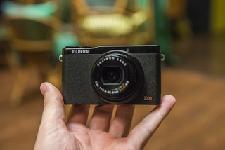 Fujifilm XQ1 review