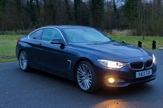Hands-on: Rara music streaming in BMW 4 Series Coupé review