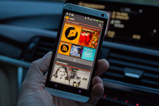 hands on rara music streaming in bmw 4 series coupé review image 13