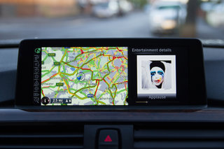 hands on rara music streaming in bmw 4 series coupé review image 16